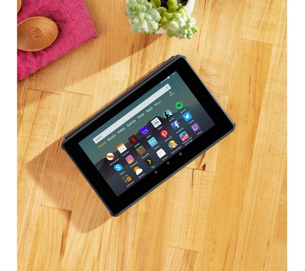 AMAZON Fire 7 Tablet with Alexa (2019) 32 GB, Black