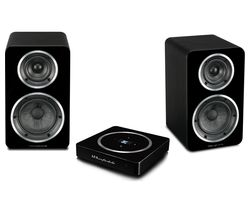Diamond Active A-1 Bluetooth Bookshelf Speakers - Black