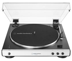 Image of AUDIO TECHNICA AT-LP60XBT Belt-Drive Bluetooth Turntable - White