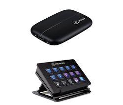 HD60S Console Game Capture Card & Stream Deck Bundle