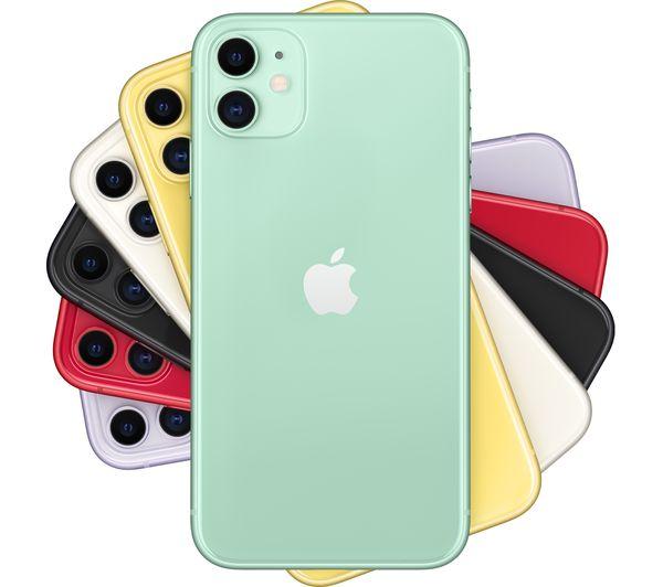 Apple iPhone 11 - 256 GB, Green 1