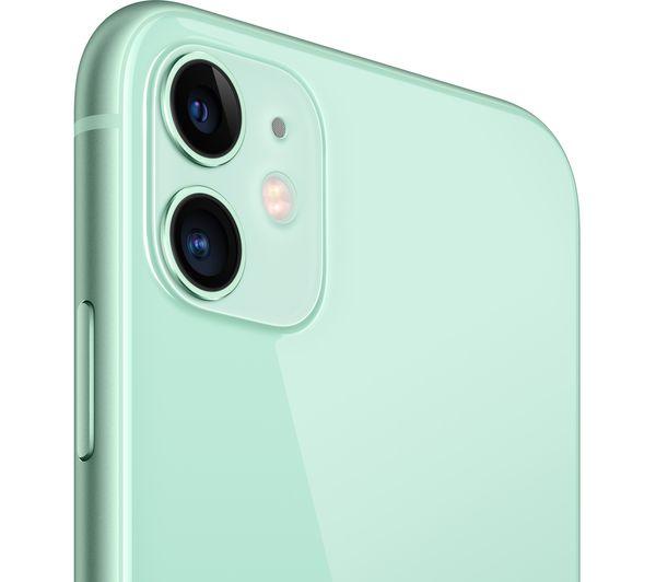 Apple iPhone 11 - 256 GB, Green 3