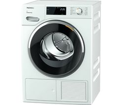 MIELE TWF640 WP 8 kg Heat Pump Tumble Dryer - White