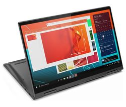 "LENOVO Yoga C740 14"" 2 in 1 Laptop - Intel® Core™ i5, 256 GB SSD, Grey"