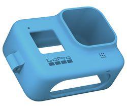 Image of GOPRO AJSST-003 Silicone Sleeve & Lanyard - Blue