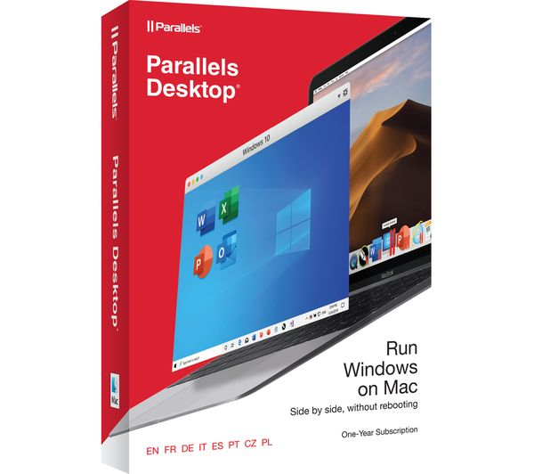 Image of PARALLELS Desktop 15 for Mac - 1 year for 5 devices