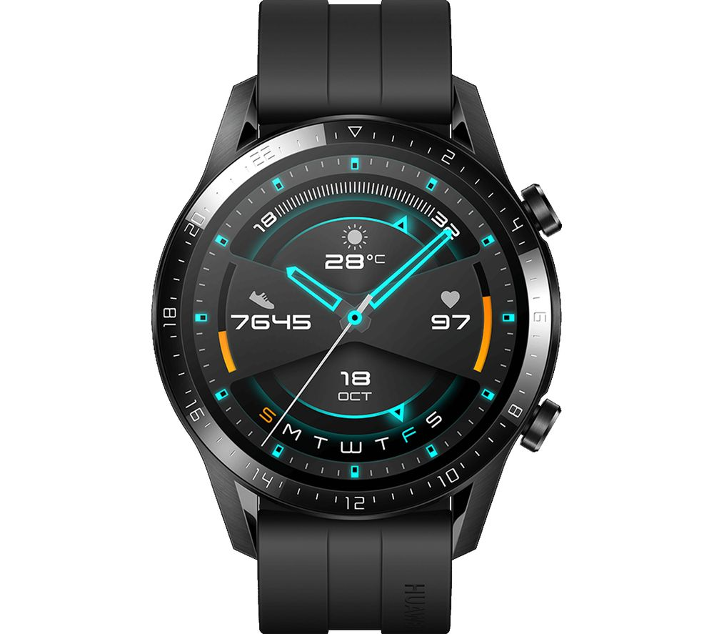 HUAWEI Watch GT 2 Sport - 46 mm, Matte Black