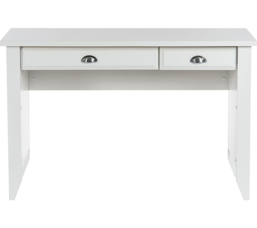 TEKNIK 5411204 Laptop Desk - Soft White, White