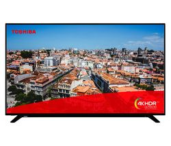 "TOSHIBA 58U2963DB 58"" Smart 4K Ultra HD HDR LED TV"