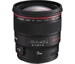 EF 24mm f/1.4L II USM Wide-angle Prime Lens