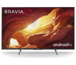 "SONY BRAVIA KD43XH8505BU 43"" Smart 4K Ultra HD HDR LED TV with Google Assistant Best Price, Cheapest Prices"