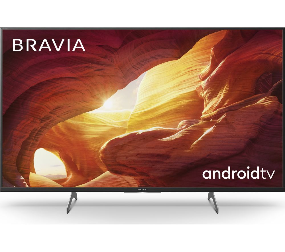 SONY BRAVIA KD43XH8505BU 43-ö Smart 4K Ultra HD HDR LED TV with Google Assistant