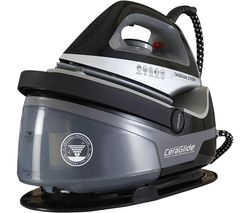 TOWER TurboCare T22006 Steam Generator Iron - Black & Grey Best Price, Cheapest Prices