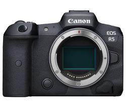 EOS R5 Mirrorless Camera - Body Only