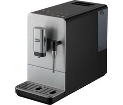 BEKO CEG5311X Bean to Cup Coffee Machine - Stainless Steel Best Price, Cheapest Prices