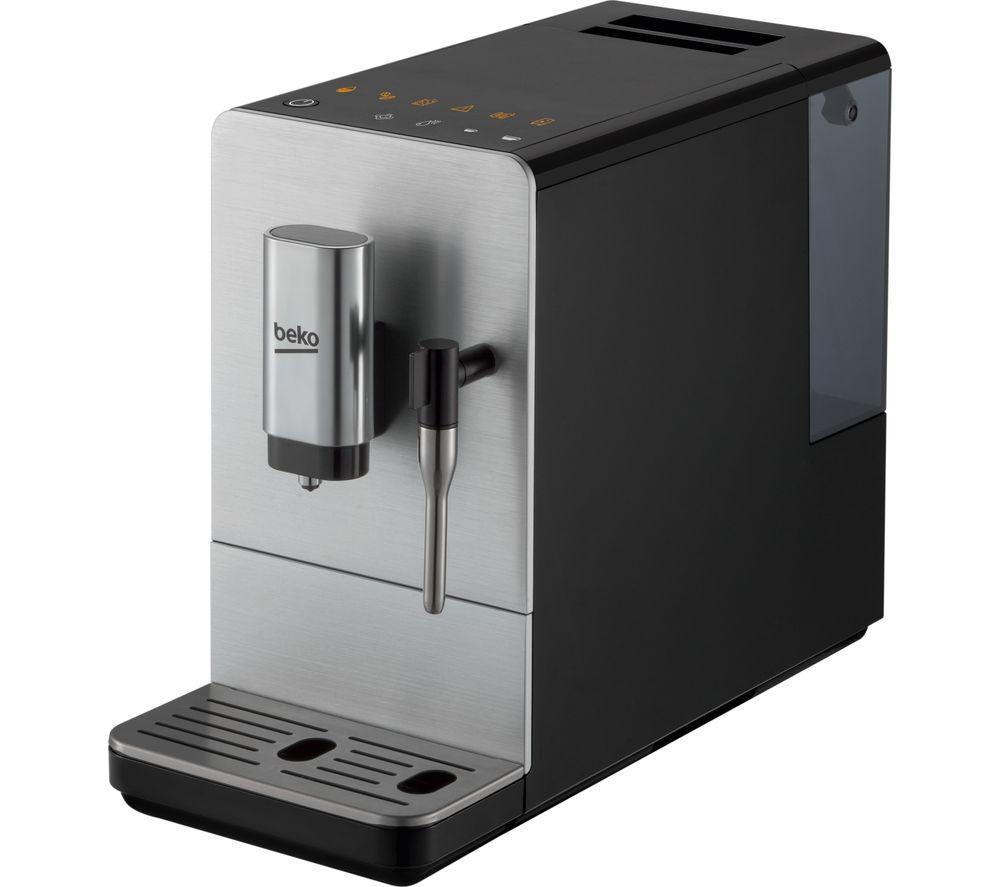 BEKO CEG5311X Bean to Cup Coffee Machine - Stainless Steel, Stainless Steel