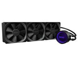 Kraken X73 360 mm Liquid CPU Cooler - RGB LED