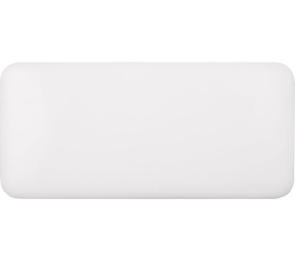 MILL Steel NE1500WIFI Smart Panel Heater - White