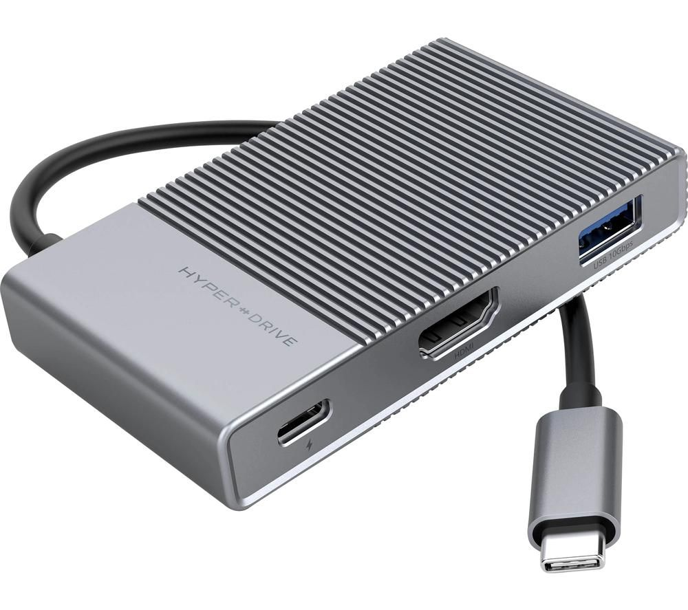 Image of HYPERDRIVE HD-G206 GEN2 6-Port USB Type-C Connection Hub