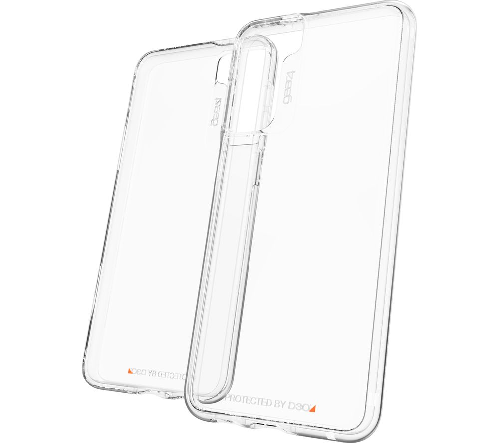 GEAR4 Crystal Palace Galaxy S21 Plus Case - Clear