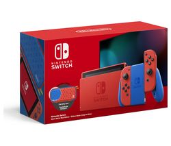 Switch - Mario Red & Blue Edition