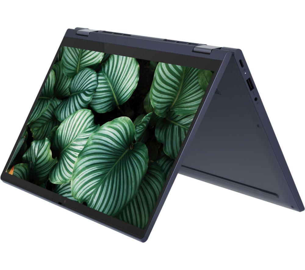 "LENOVO Yoga 6 13.3"" 2 in 1 Laptop - AMD Ryzen 5, 256 GB SSD, Abyss Blue"