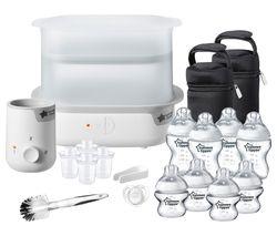 Complete Feeding Kit - White
