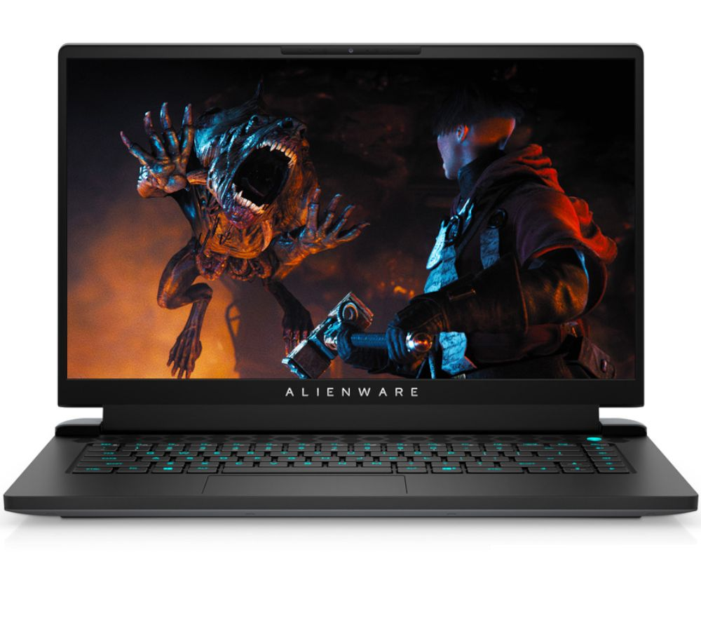 """Image of ALIENWARE m15 R6 15.6"""" Gaming Laptop - Intel®Core™ i7, RTX 3070, 1 TB SSD"""