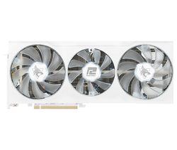 Radeon RX 6700 XT 12 GB Hellhound Spectral White Graphics Card