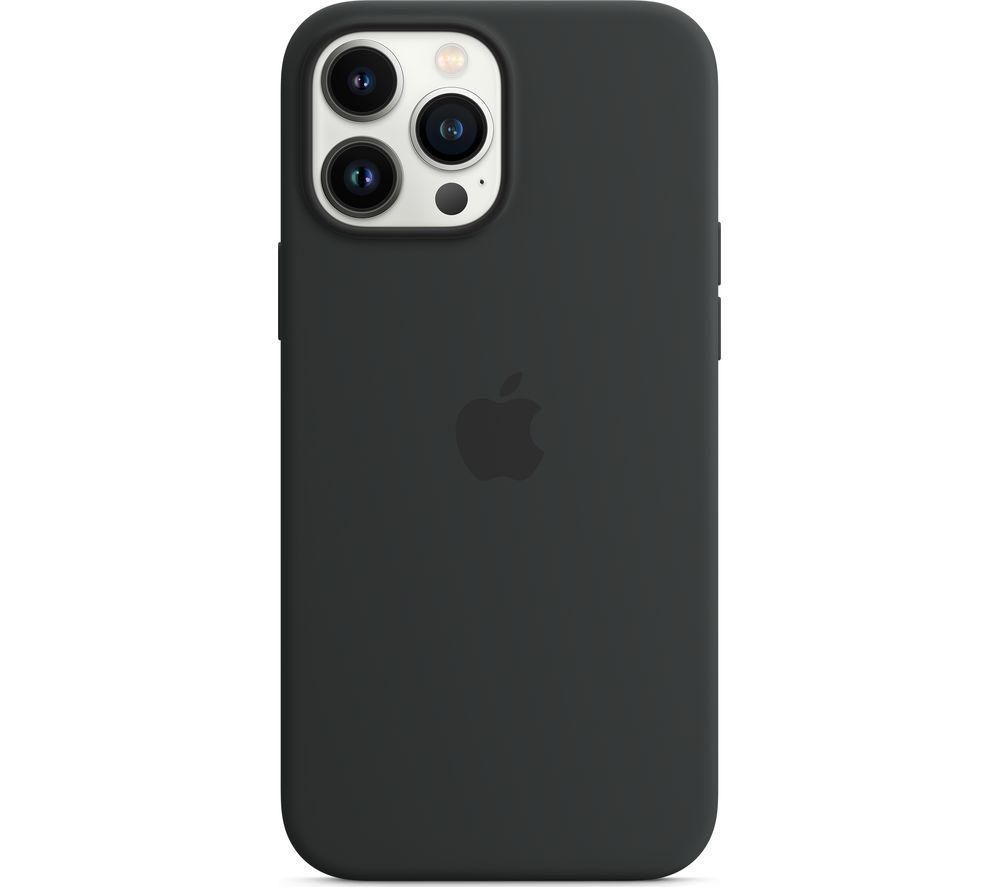 APPLE iPhone 13 Pro Max Silicone Case with MagSafe - Midnight