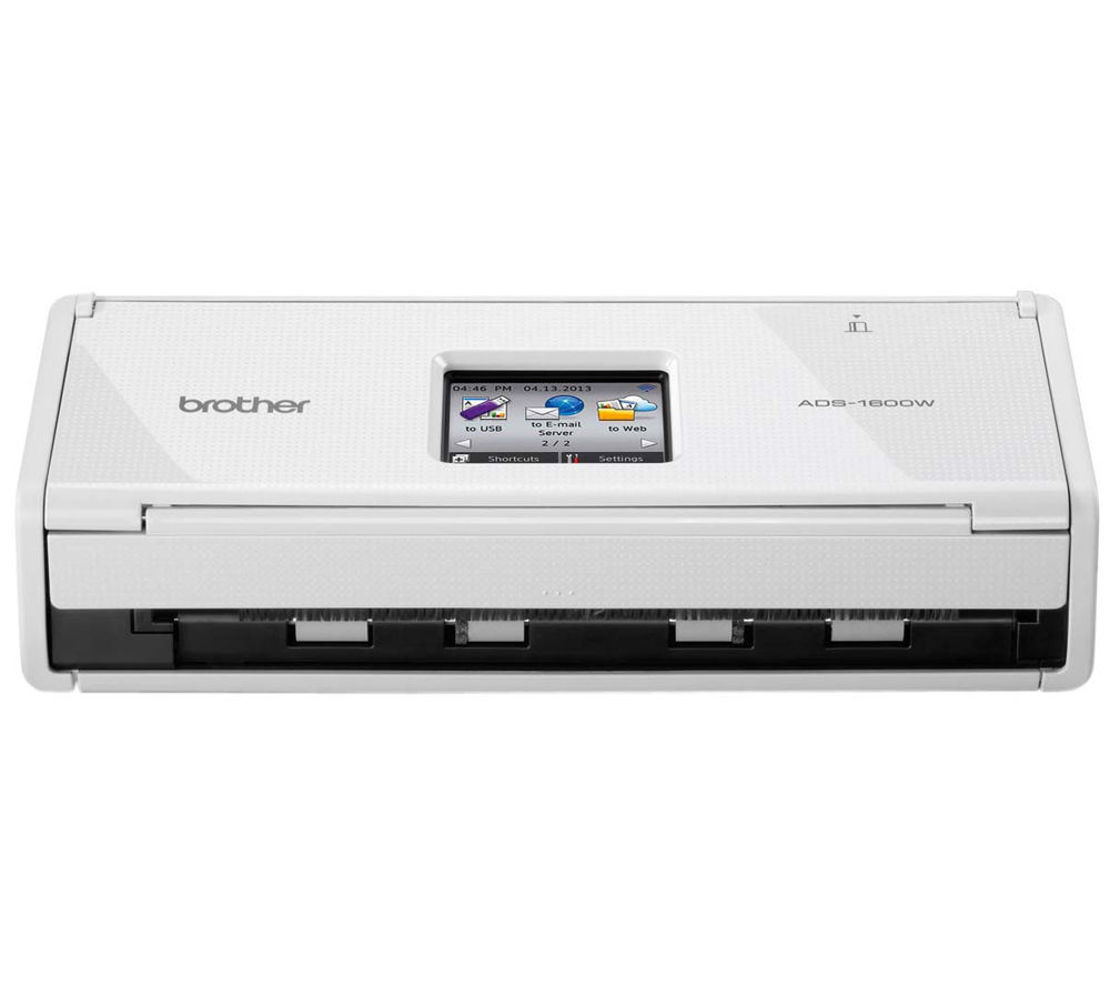 Used fisher xp speakers for sale hifishark - Brother Ads1600w Compact Wireless Document Scanner