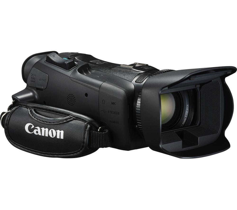 CANON LEGRIA HF G40 High Performance Full HD Camcorder - Black, Black Review thumbnail