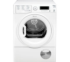 HOTPOINT Ultima S-line SUTCDGREEN9A1 Heat Pump Tumble Dryer - White