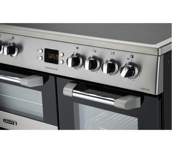 Buy Leisure Cuisinemaster Cs90c530x Electric Ceramic Range