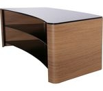 TTAP Milan Curve 1050 TV Stand - Oak