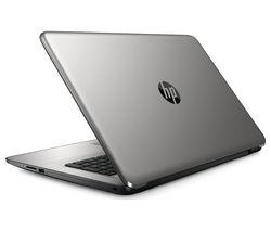 """HP 17-x150na 17.3"""" Laptop - Silver"""