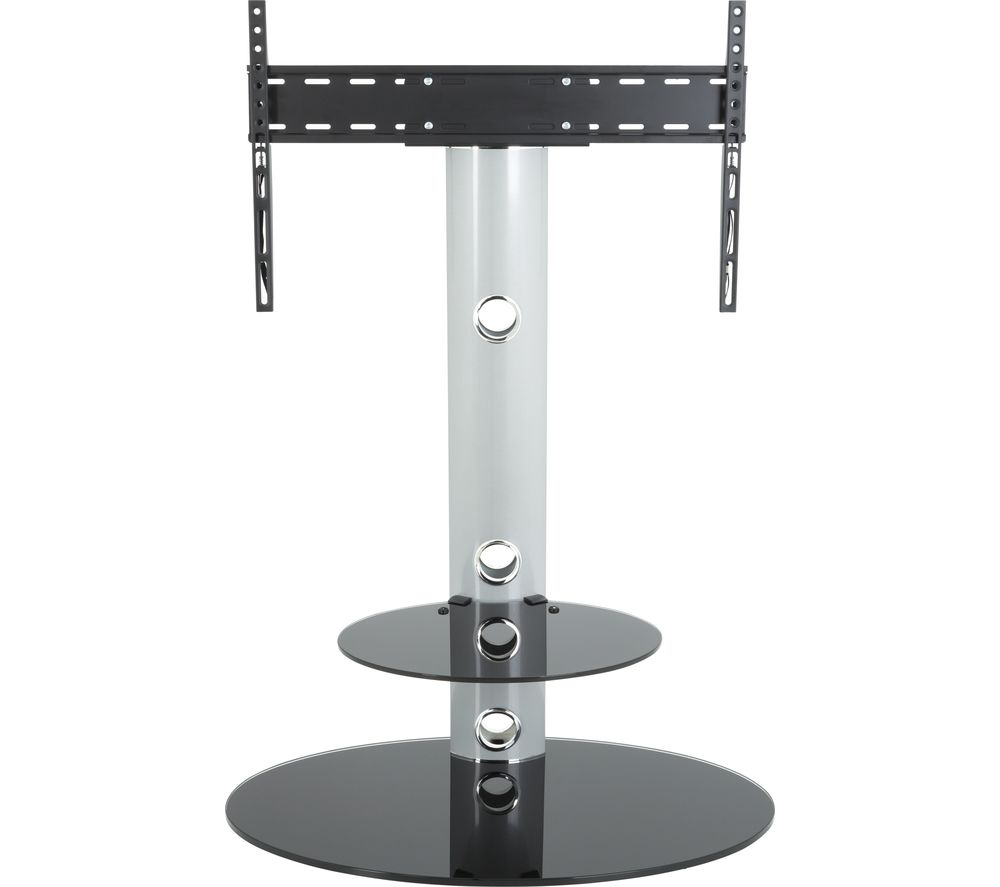 AVF Lugano FSL800LUS TV Stand with Bracket - Silver, Silver Review thumbnail