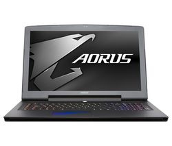 "AORUS X7 V6-CF2 17.3"" Gaming Laptop - Black"