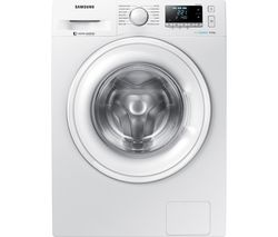 SAMSUNG ecobubble WW90J5456DW 9 kg 1400 Spin Washing Machine - White