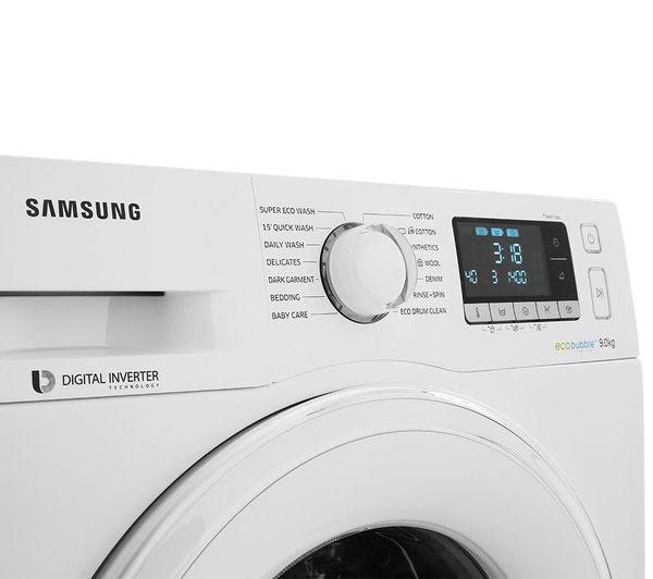 Manuale Lavatrice Samsung Vrt Plus Digital Inverter Best