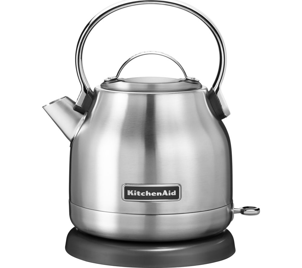 KITCHENAID 5KEK1222BSX Traditional Kettle - Stainless Steel, Stainless Steel