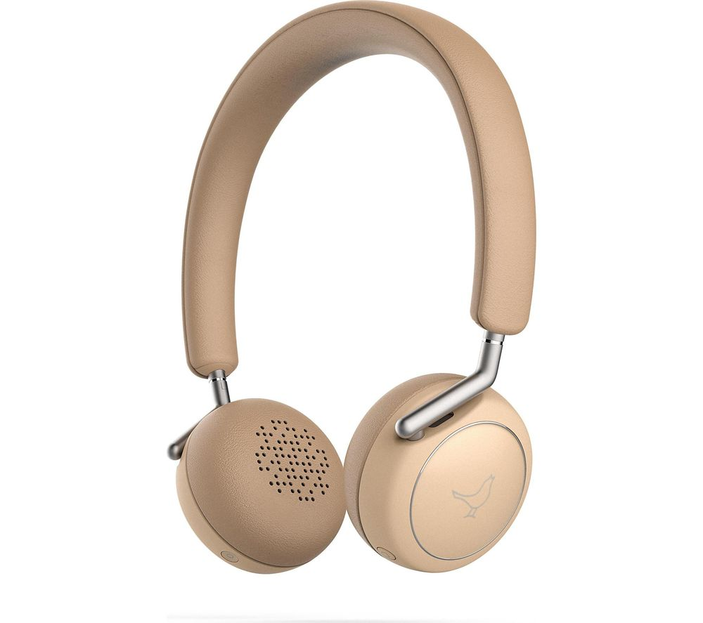 3a56c08b207 Buy LIBRATONE Q Adapt Wireless Noise-Cancelling Headphones - Elegant Nude |  Free Delivery | Currys