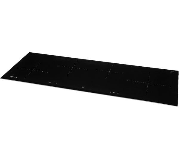 buy neff t40ft40x0 electric induction hob black free. Black Bedroom Furniture Sets. Home Design Ideas