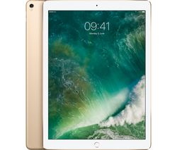 "APPLE 12.9"" iPad Pro Cellular - 512 GB, Gold (2017)"