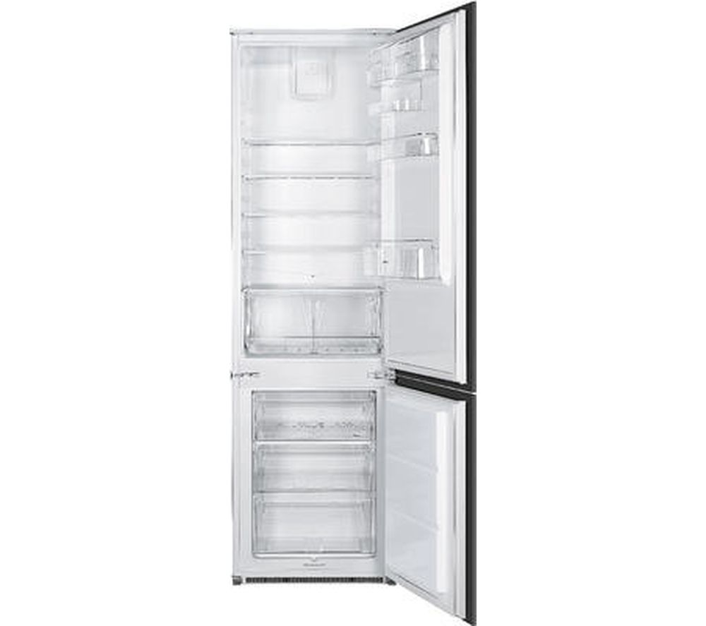 SMEG C3180FP Integrated 70/30 Fridge Freezer