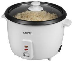 E19013 Rice Cooker - White