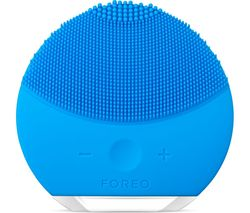 FOREO LUNA Mini 2 Facial Cleansing Brush - Aquamarine