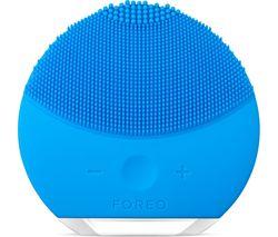 LUNA Mini 2 Facial Cleansing Brush - Aquamarine