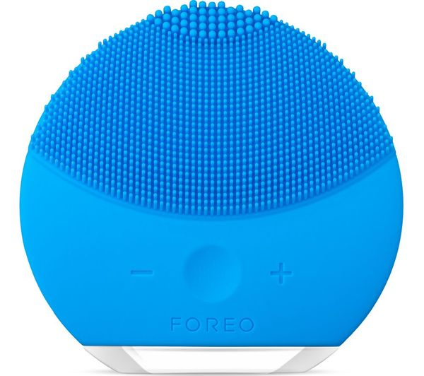 Image of FOREO LUNA Mini 2 Facial Cleansing Brush - Aquamarine