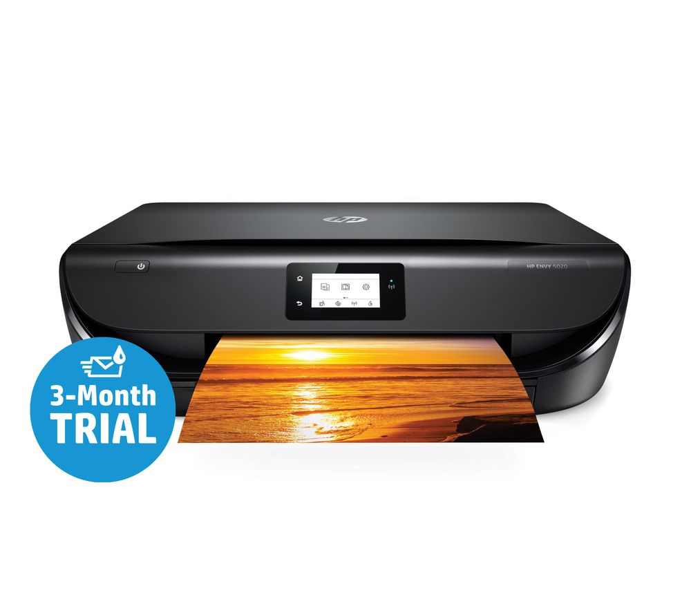 HP ENVY 5020 Wireless All in One Printer